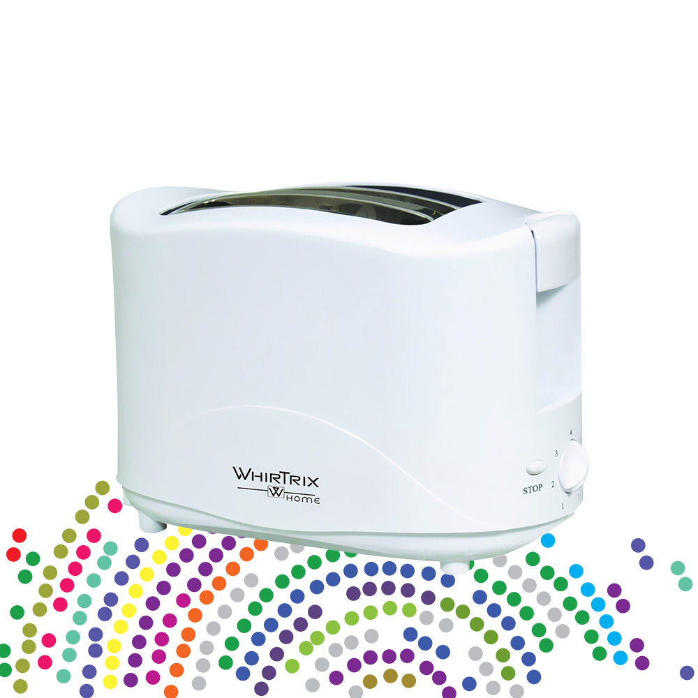 2 Toaster WhirTrix Home
