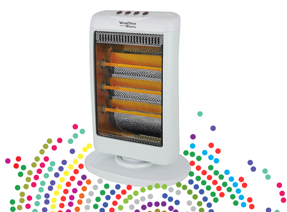 WhirTrix Home Bar Heater
